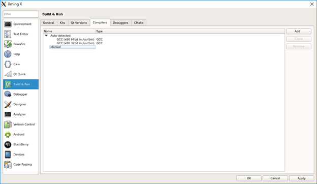 Using embedded Qt with QtCreator - MitySOM-5CSX Altera Cyclone V