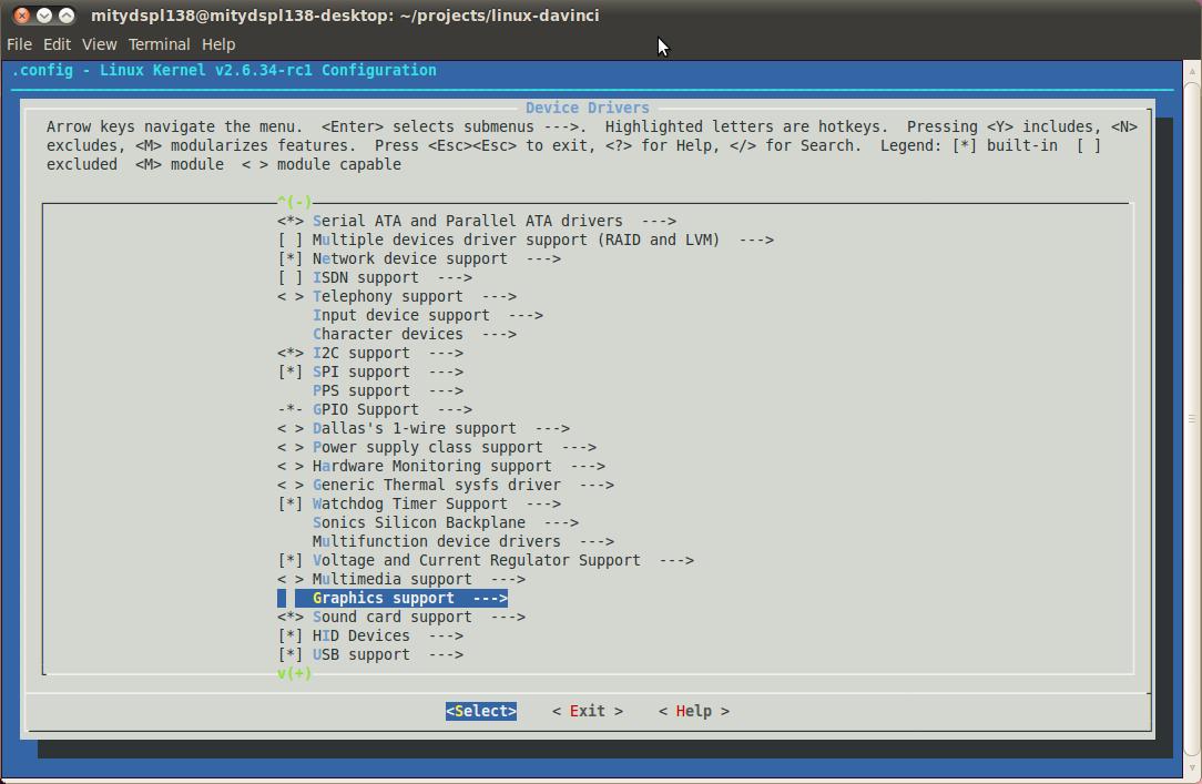 QT Starter Guide - ARM9 Based Platforms - Critical Link Support