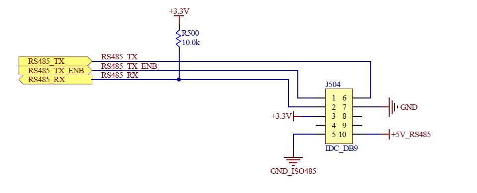 profibus dev kit rs485 on j504 arm9 based platforms critical rh support criticallink com Profibus Cable Siemens Profibus Connector
